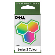 Dell Series 2 Dell Branded CMY Tri-Colour Cartridge.