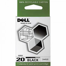 Dell Series 20 Dell Branded Black Cartridge.