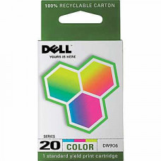 Dell Series 20 Dell Branded Photo 5-Colour Cartridge.