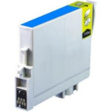 Compatible Cartridge For Epson T0552 Cyan Cartridge.