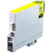 Compatible Cartridge For Epson T0554 Yellow Cartridge.