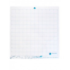 """12x 12"""" Light Hold Cutting Mat for Silhouette Cameo."""