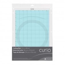 "Cutting Mat for Silhouette Curio - 8.5"" x 12"" Standard Hold."
