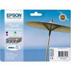 Epson Branded T0445 Ink Cartridge Set.
