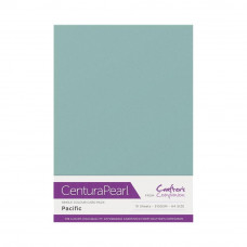 Centura Pearl, 10 Sheets of Pacific Single Side 300gsm Printable A4 Card